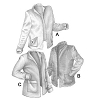 Great Copy 2420 Bristol Jacket Sewing Pattern (Pattern Only)