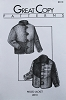 Great Copy 810 Pieced Jacket Sewing Pattern (Pattern Only)