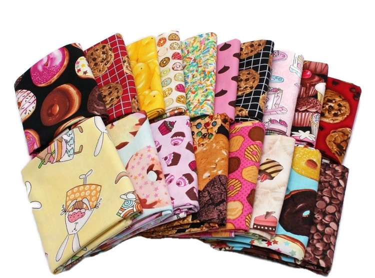 10 Fat Quarters Fat Quarter Bundle Fabric Quarters