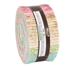 Jelly Roll Paris Romance Garden Color story 2.5