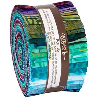 Jelly Roll - Artisan Batiks: Artful Earth Complete Collection Batik 2.5