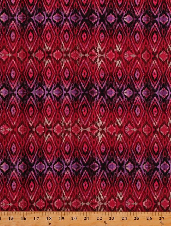 """2 meters 150cm 59.05"""" width wine red stripes accordion"""
