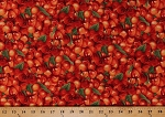 Cotton Cherries Allover Fresh Cherry Fruits Food Red Cotton Fabric Print by the Yard (AJA-12998-99CHERRY)