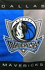 NBA® Cotton Duck Fabric Panel - Dallas Mavericks - 30
