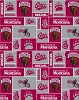 University of Montana Grizzlies College Fleece Fabric Print