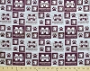 Cotton Mississippi State Bulldogs College Cotton Fabric Print - smsst020s