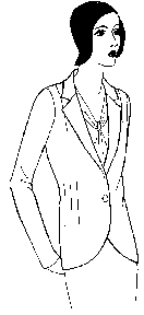 Past Pattern Two New Style Jackets Sewing Pattern