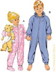 Kwik-Sew Pattern – Sleeper & Jumpsuit