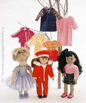 Kwik-Sew Pattern – Doll clothing -fits 18