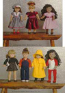 Kwik-Sew Pattern – Dolls Clothes