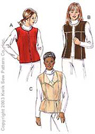 Kwik-Sew Pattern – Vests