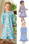 Kwik-Sew Pattern – Nightgowns