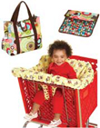 Kwik-Sew Pattern – Shopping Cart Seat Cover & Diaper Bag with Changing Pad