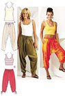 Kwik-Sew Pattern – Pants & Tops