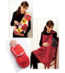 Kwik-Sew Pattern – Swaddler, Sling Carrier & Nursing Cover