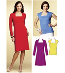 Kwik-Sew Pattern – Dress & Top