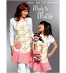 Kwik-Sew Pattern – Misses', Girls' & Dolls' Aprons