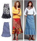 Kwik-Sew Pattern – Patchy Skirts