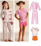Kwik-Sew Pattern – Sleepy-time Pajamas
