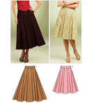 Kwik-Sew Pattern – Full Skirts