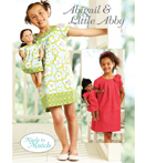 Kwik-Sew Pattern – Abigail & Little Abby Made to Match® Dresses