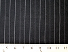 Limited Edition Suiting Pin-Striped Fabric - 100% Polyester - 2138F-2N