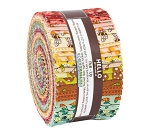 Jelly Roll Berry Season Elizabeth Hartman Robert Kaufman Mushrooms Bees Plants 2.5