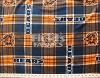Fleece Chicago Bears NFL Football Plaid Fleece Fabric Print by the Yard (s6411df)