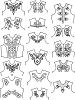 Suitability 6360 Scrolls and Other Appliques Pattern