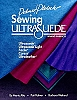 Sewing Book - How to Sew Ultrasuede Brand Fabrics Palmer/Pletsch Book (M516.07)