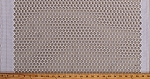 Mesh Netting White 25