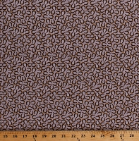 Cotton Horseshoes Allover Southwestern Western Cowboys Cowgirls Ranch Equestrian Cotton Fabric Print by the Yard (OA6012902)