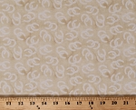 Cotton Western Legend Horseshoes Cowboys Cowgirls Yeehaw Horses Cream Cotton Fabric Print by the Yard (B-9276-41)