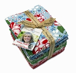 Fat Quarter Bundle May Belle by Jodi Nelson Penny Rose Florals Flowers Quilter's 21 Fat Quarters (FQ-7650-21) M203.06