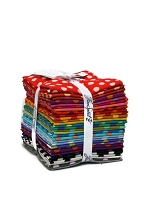 Fat Quarter Bundle Kaffe Fassett Polka Dot Candy Circles Dots Blenders Quilter's 30 fat Quarters (FB1FQGP.CANDY) M204.05