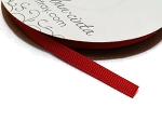 Red Grosgrain Ribbon -  Offray 1/4