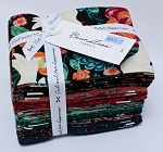 Fat Quarter Bundle - Nectar Flowers Florals Boundless Fabrics by Craftsy 20 Count Fat Quarters (crfty00485133) M535.13