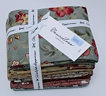 Fat Quarter Bundle - Dusty Roads Florals Calico Boundless Fabrics by Craftsy 20 Count Fat Quarters (crfty00403978) M535.20