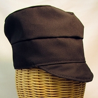 Achterhoek Hat (XS) - Boys / Men Size Extra Small Ready-to-wear Dutch Costume Hat (M519.05)