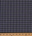 Tartan Plaids Hamilton Polyester Cotton Green Blue Red Yellow Gray Plaid Check Fabric By the Yard 08-HAMILTON)