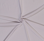 Wickaway MicroPoly Lycra White 4-Way Stretch Lycra Fabric By the Yard (2282F-3N)