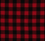 Flannel Buffalo Plaid 1.25