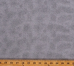 Flannel Polka Dots White on Gray Comfy Prints Cotton Flannel By the Yard (9527-99)