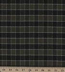 Mammoth Flannel Green Plaid Checks Woven Double Sided Flannel Fabric By the Yard (SRKF-13925-7GREEN)