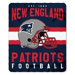 New England Patriots NFL Football Sports Team 50x60 Fleece Fabric Throw