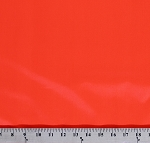 Water Repellent Flag / Sport Nylon Fabric by the Yard - Hunters Orange (2400F-4N)