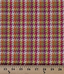 Checkered Past Berry Home Decor Upholstery Apparel Fabric by the Yard (past-berry-decor)