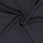 Slinky 4-Way Stretch Polyester Lycra Grey Fabric by the Yard (6510F-1L)