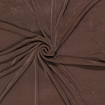Slinky 4-Way Stretch Polyester Lycra Tan Fabric by the Yard (2E)