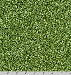 Cotton Green Grass Field Cotton Fabric Print by the Yard (SRK-14697-47-grass)